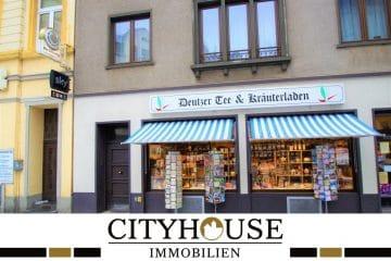 CITYHOUSE: Wohnungspaket mit Potenzial in TOP Lage Deutz, 3 Wohnungen mit Balkon  + Ladenlokal, 50679 Köln / Deutz, Etagenwohnung