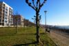 CITYHOUSE: Exklusiver Rheinblick, oberste Etage, Komfortwohnung mit Balkon, Aufzug, 2 TG Stellplätze - Uferpromenade