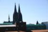 CITYHOUSE: TOP-Level über den Dächern Kölns! Sanierte DG-Wohnung mit Aufzug, Balkon u. DOMBLICK! - Dem Dom so nah!