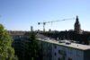 CITYHOUSE: TOP-Level über den Dächern Kölns! Sanierte DG-Wohnung mit Aufzug, Balkon u. DOMBLICK! - ... vom Balkon