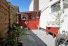 CITYHOUSE: Schönes, saniertes Eckreihenhaus mit gepflegtem Garten, 2 Terrassen, Keller, Garage - Gerätehaus