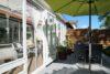 CITYHOUSE: Schönes, saniertes Eckreihenhaus mit gepflegtem Garten, 2 Terrassen, Keller, Garage - Sonnenterrasse